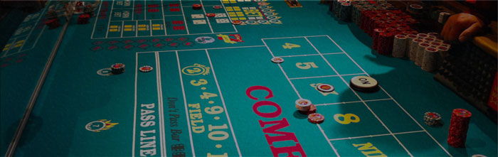 Table Games Gambling Games on Craps