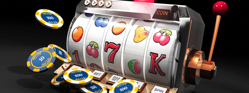 Online Slot Machine Visual Slot Machine